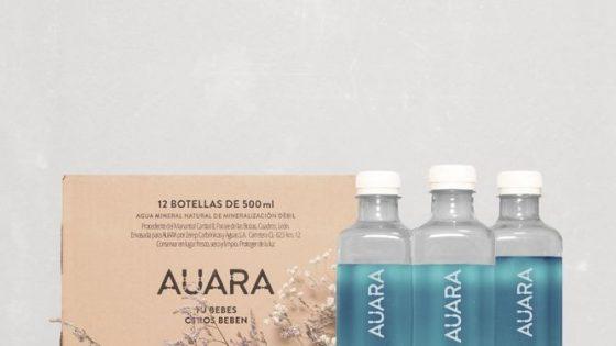Martorell Auditores y Consultores apoya a Auara, la primera agua mineral social.