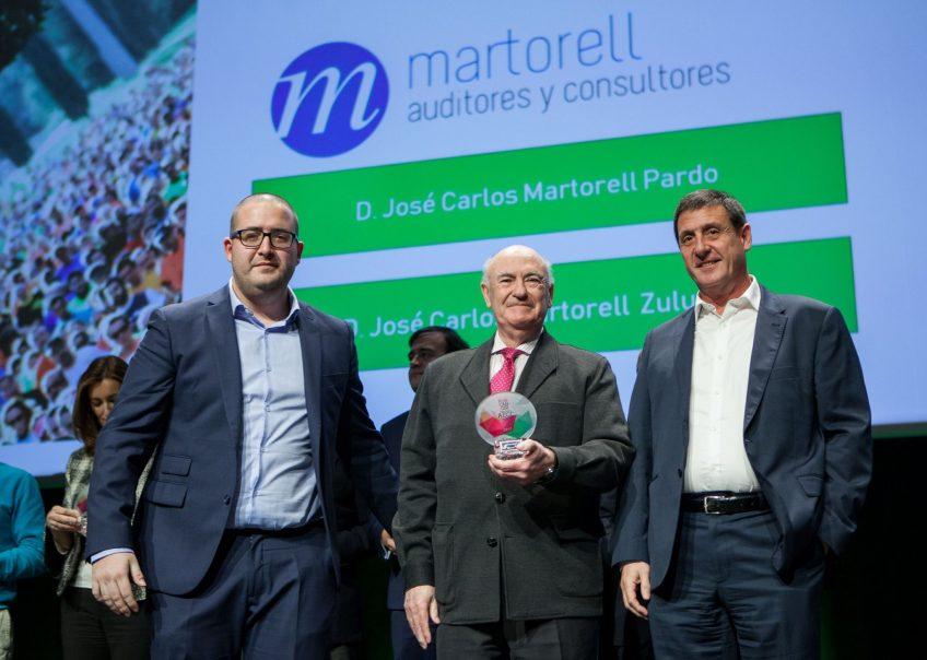 Martorell Auditores y Consultores estuvo presente en la presentación de la  IV edición de RunCáncer.