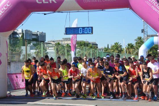 El circuito RunCáncer supera los 100.000 euros de recaudación en 2018, tras celebrar 33 pruebas.