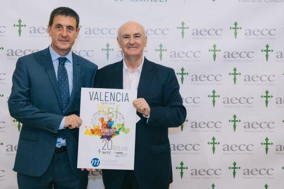 Martorell Auditores y Consultores estuvo presente en la presentación de la IV edición de 'Valencia contra el cancer'.